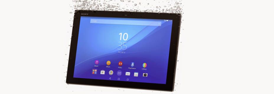 das neue sony xperia z4 tablet techniknews. Black Bedroom Furniture Sets. Home Design Ideas